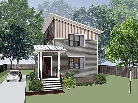 House Plan 76621