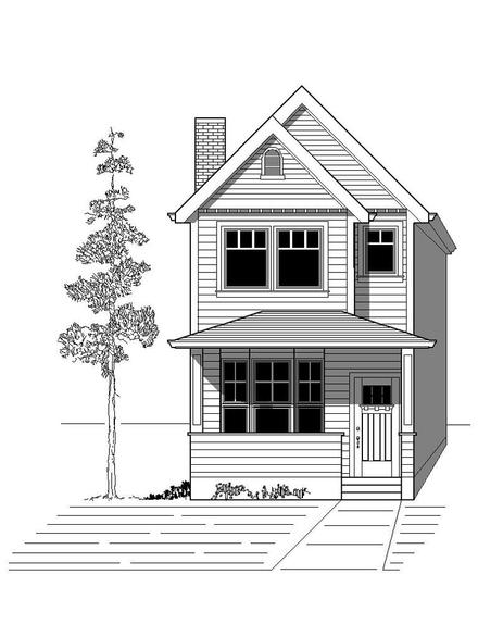 House Plan 76801