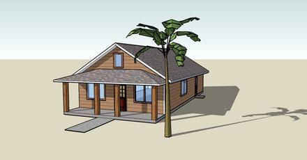 House Plan 76810