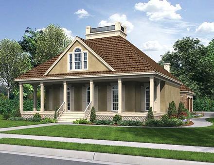 House Plan 76919