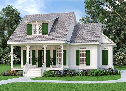 House Plan 76942