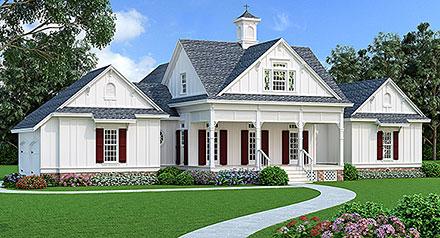 House Plan 76945