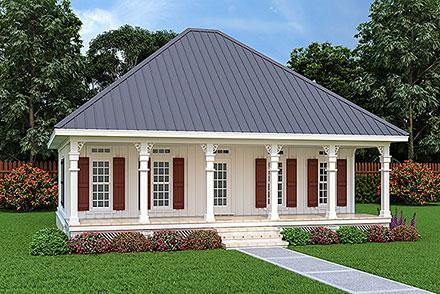 House Plan 76946
