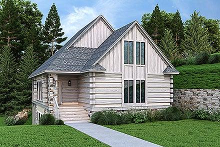 House Plan 76947