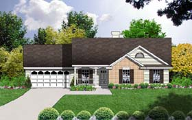 House Plan 77002