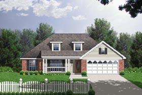 House Plan 77003