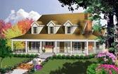 House Plan 77004