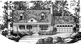 House Plan 77008
