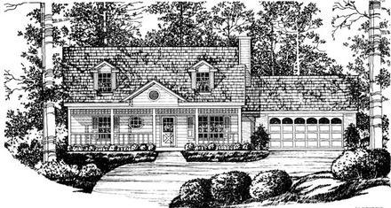 House Plan 77009