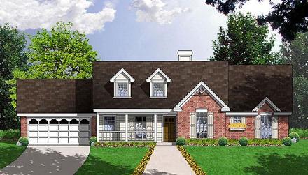House Plan 77013