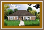 House Plan 77022