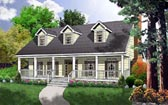 Plan Number 77027 - 1654 Square Feet