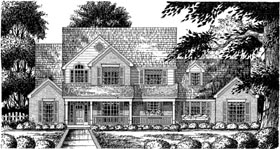 House Plan 77124