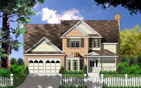 House Plan 77135