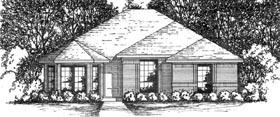House Plan 77157
