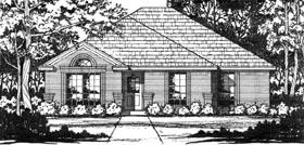 House Plan 77158