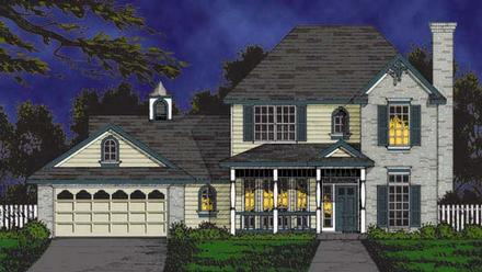 House Plan 77199