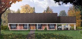 House Plan 77204