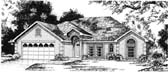Plan Number 77205 - 1631 Square Feet