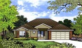 Plan Number 77340 - 2049 Square Feet