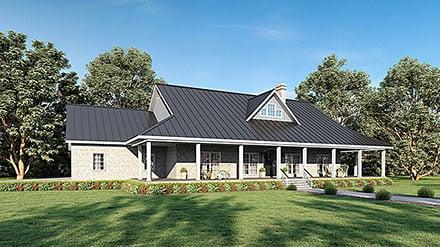 House Plan 77409