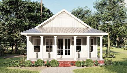 House Plan 77412