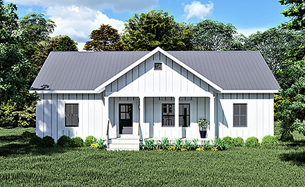 House Plan 77415