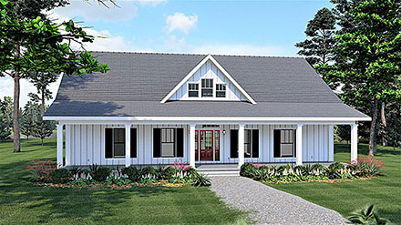House Plan 77419