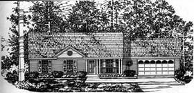 House Plan 77736