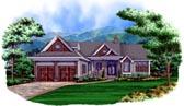 House Plan 78100