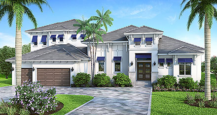House Plan 78122