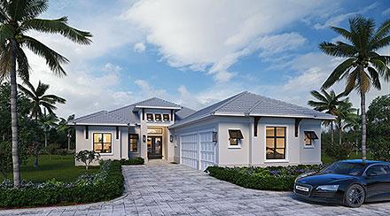 House Plan 78137