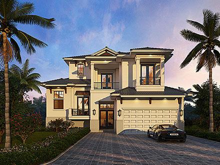 House Plan 78141