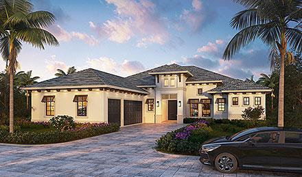House Plan 78144