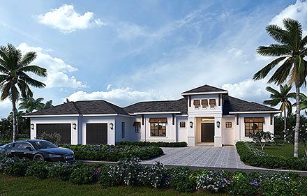 House Plan 78145