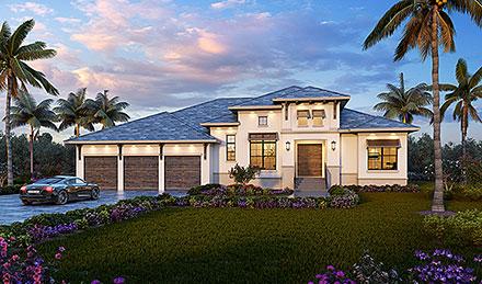 House Plan 78147