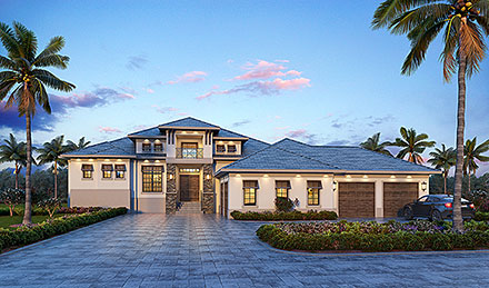 House Plan 78148