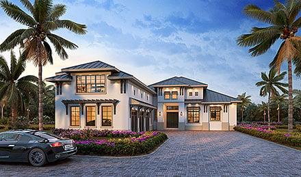House Plan 78150