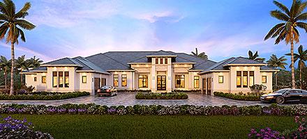House Plan 78160