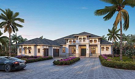 House Plan 78164