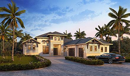 House Plan 78167