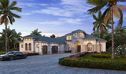 House Plan 78168