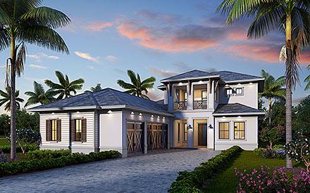 House Plan 78171