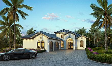 House Plan 78172