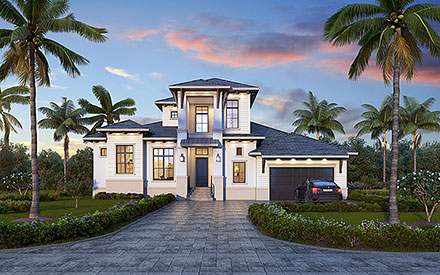 House Plan 78174