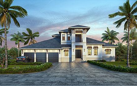 House Plan 78175