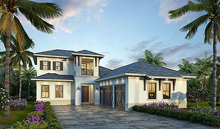 House Plan 78176