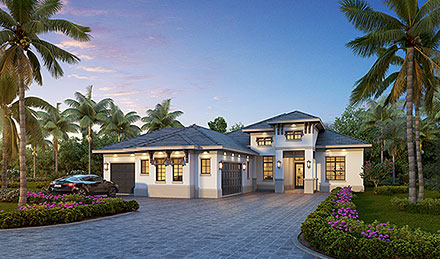 House Plan 78179