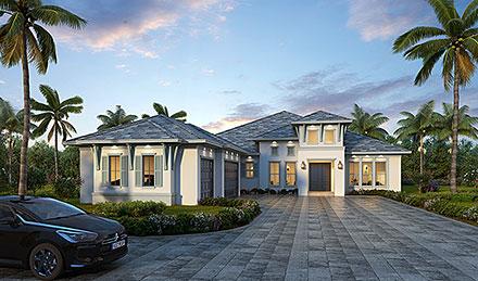 House Plan 78184