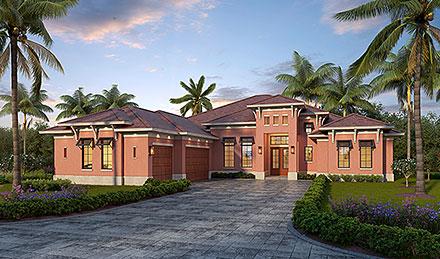 House Plan 78186